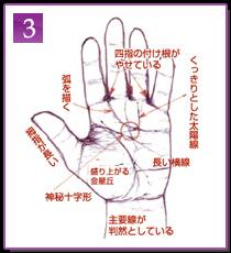 手相観察の実際的方法3